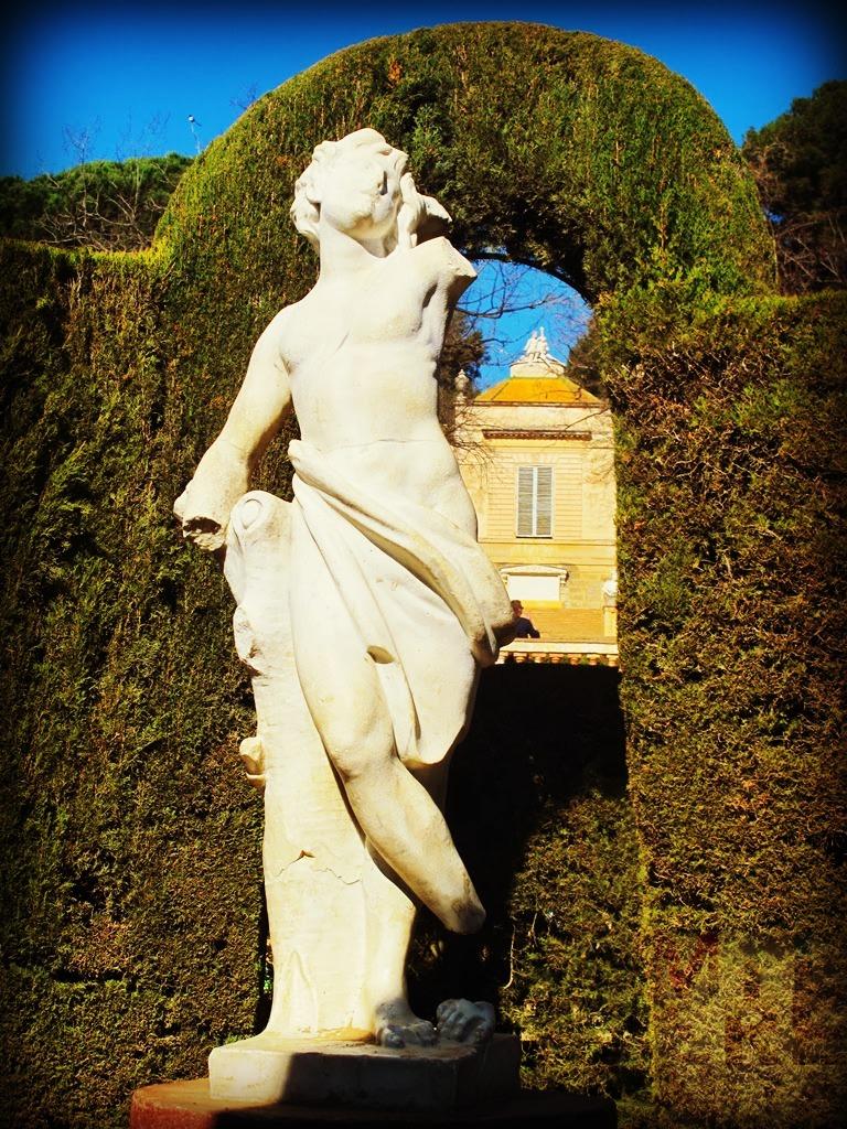 Eros, Laberinto de Horta