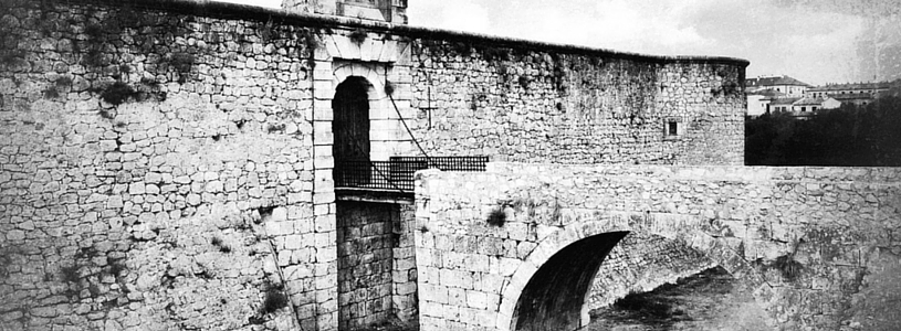 Castillo de Chinchón en Madrid
