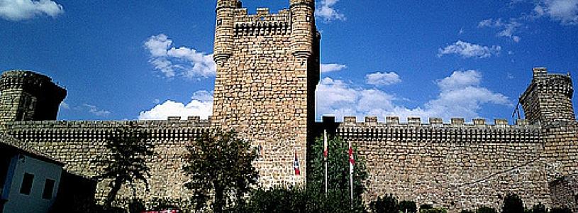 Parador de Oropesa Toledo