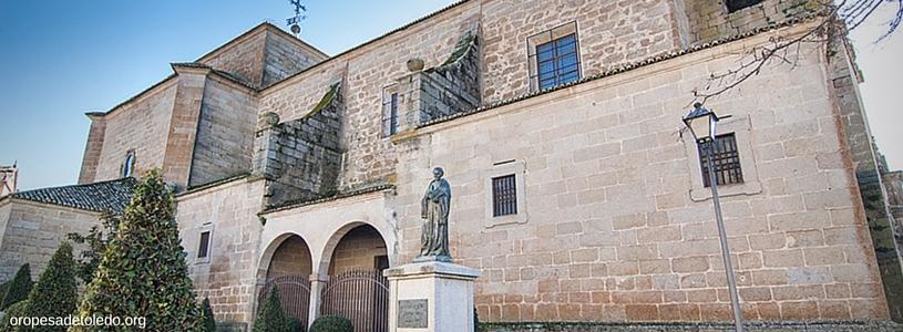 Iglesia Parroquial de Ntra. Sra. de la Asunción Oropesa Toledo