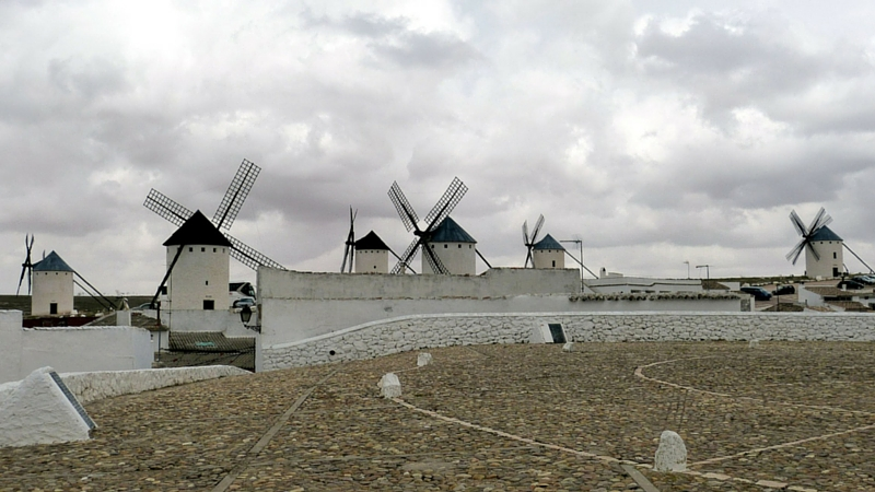 Molinos de Viento Ruta del Quijote