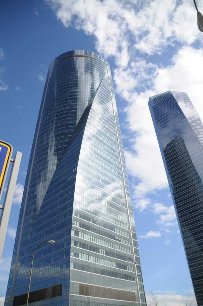 Cuatro Torres Business Area en Madrid