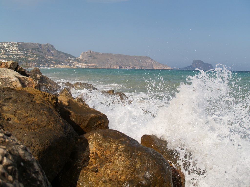 Playas de Altea en Alicante