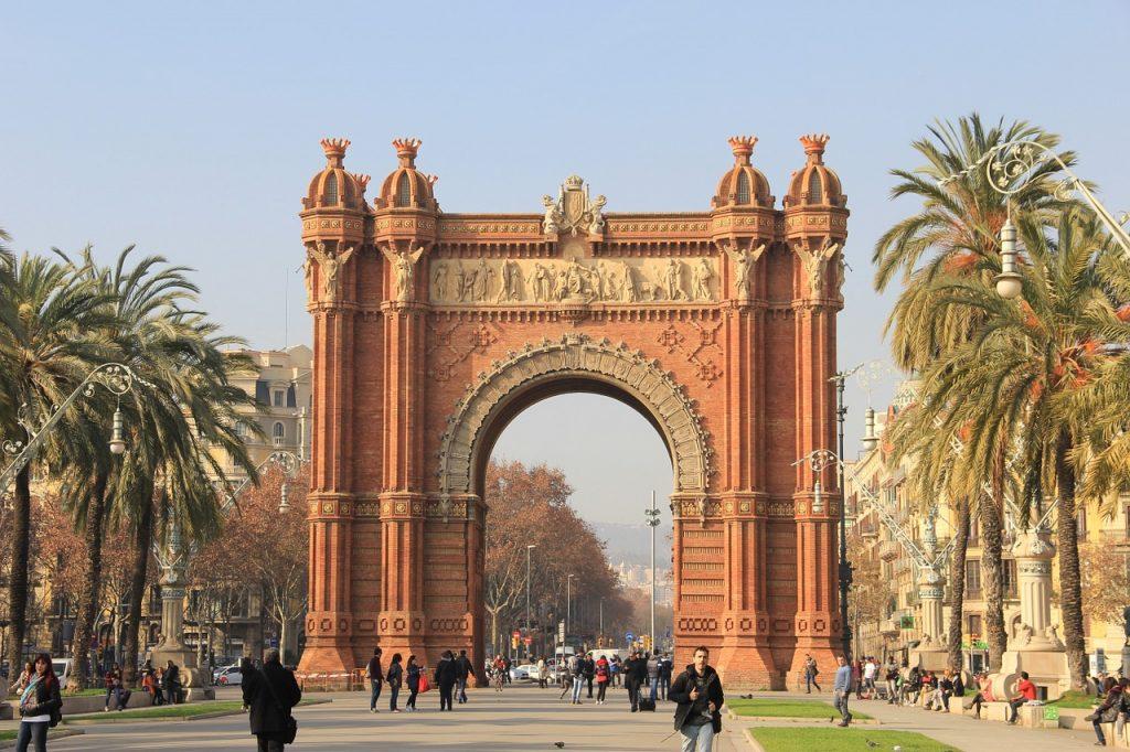 barcelona-arco-triunfal