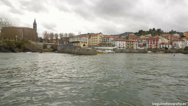 El Puerto de Bermeo es una de las visitas obligatorias de este destino