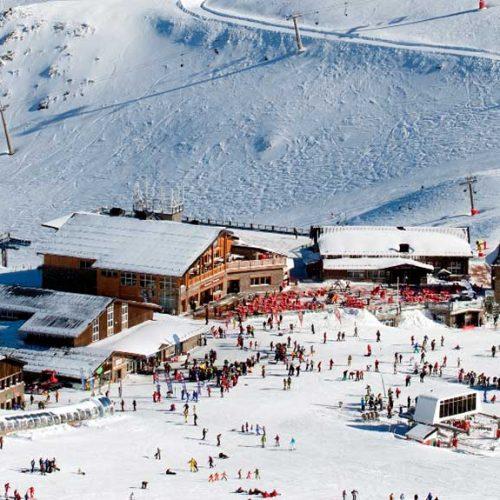 Destinos de España para disfrutar de la nieve