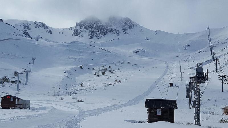 Estación de Esquí en León: San Isidro