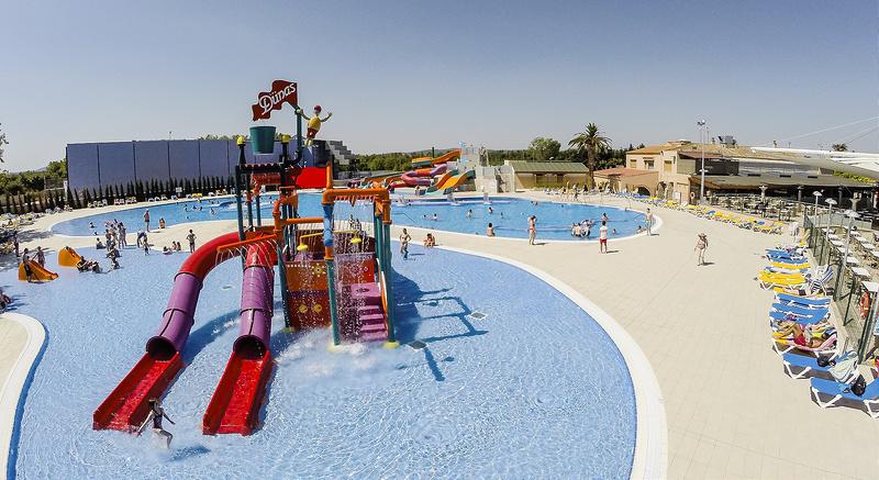 Los mejores campings con piscina en España