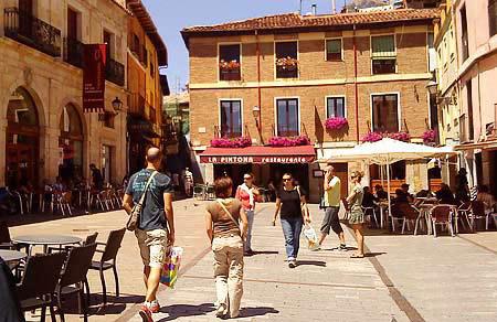 Barrio Húmedo en León