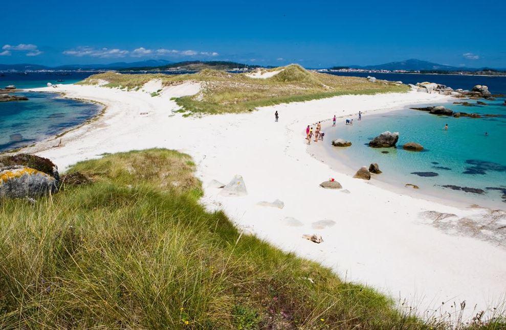 El Atlantic se celebra en A Illa de Arousa.