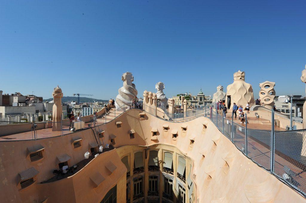 La Pedrera o Casa Milà, Barcelona
