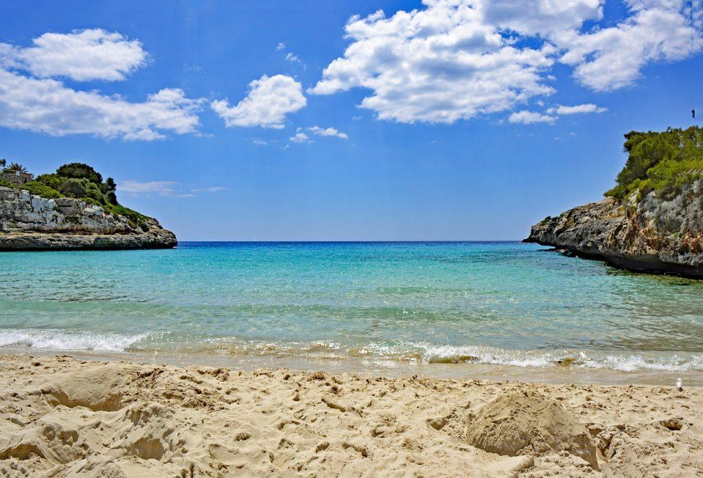 Cala en Mallorca