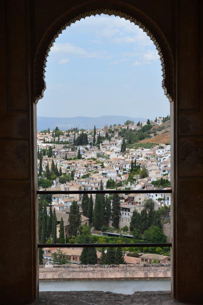 Granada desde Alhambra