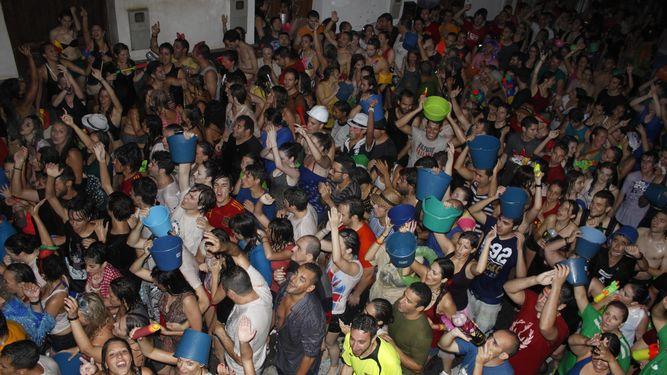Noche de San Juan en Lanjarón