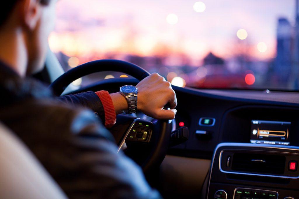 Rutas en coche