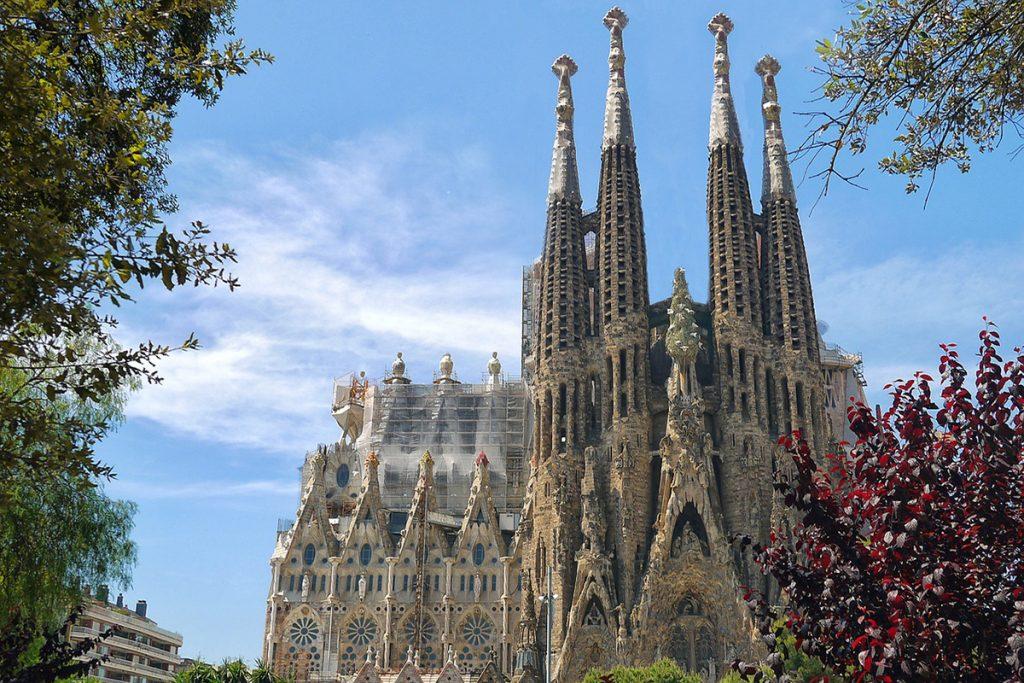 Barcelona la segunda ciudad más visitada