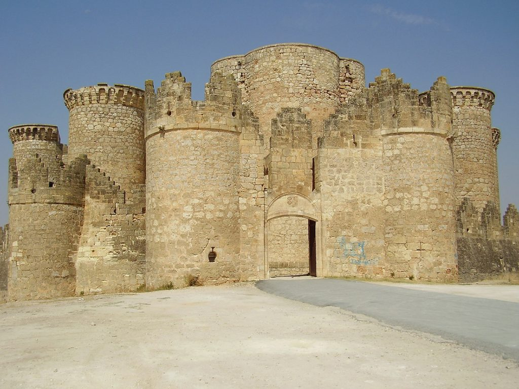 Castillo Belmonte, Castilla-La Mancha