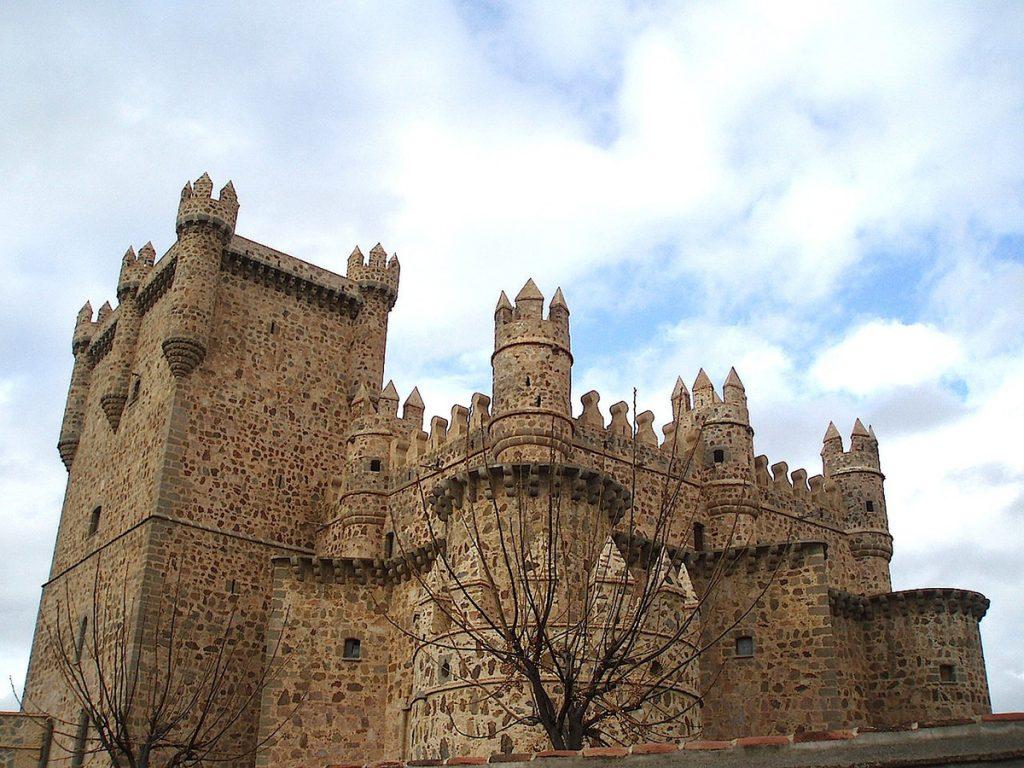 Castillo Guadamur, Castilla-La Mancha