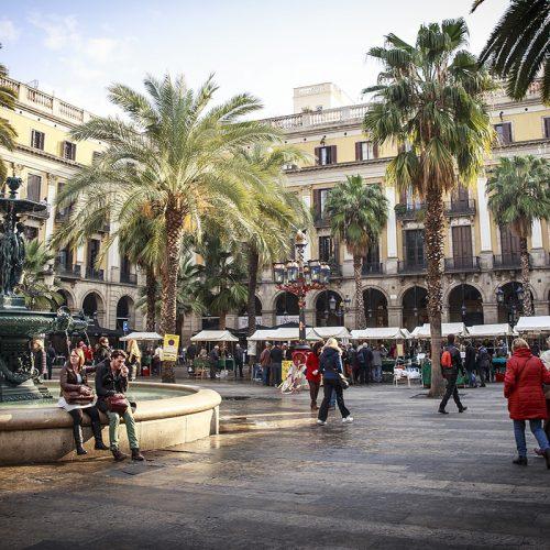 Las siete ciudades más visitadas de España