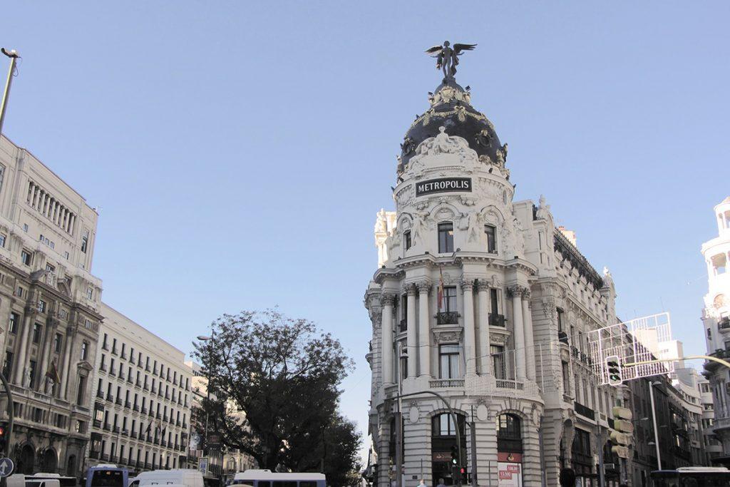 Madrid una de las ciudades más visitadas