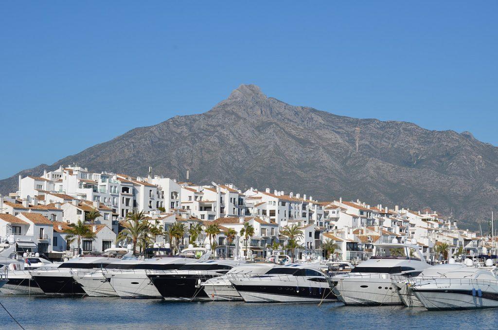 Marbella una de las ciudades más visitadas