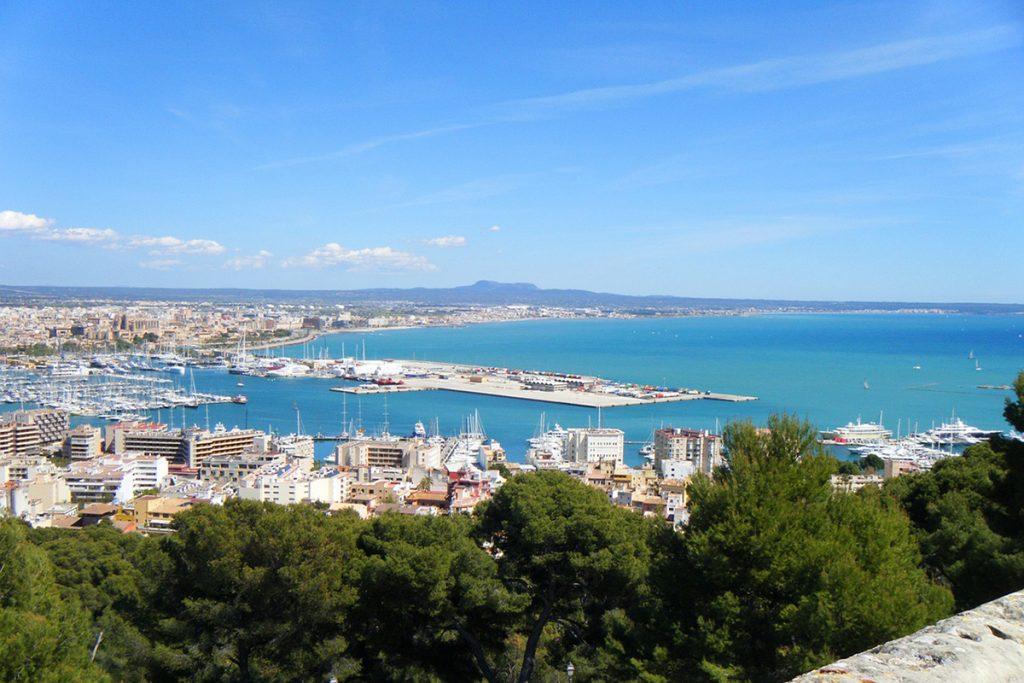 Palma de Mallorca entre las más visitadas