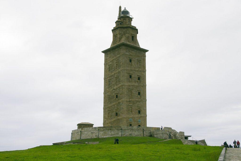Galicia: Torre de Hércules